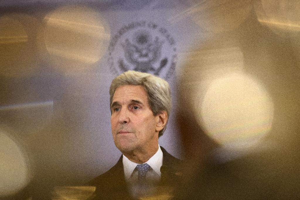 US is immigrant nation, should welcome refugees: Kerry