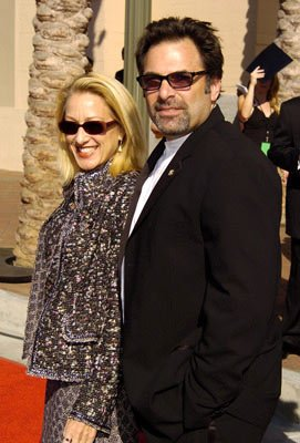 Patricia Wettig and Ken Olin 2004 Emmy Creative Arts Awards Arrivals - 9/12/2004