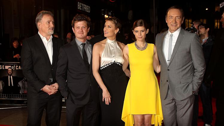 Netflix House Of Cards - Red Carpet Premiere