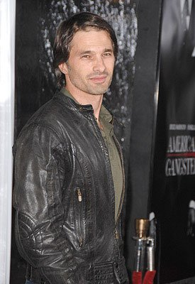 Olivier Martinez at the Los Angeles Industry Screening of Universal Pictures' American Gangster