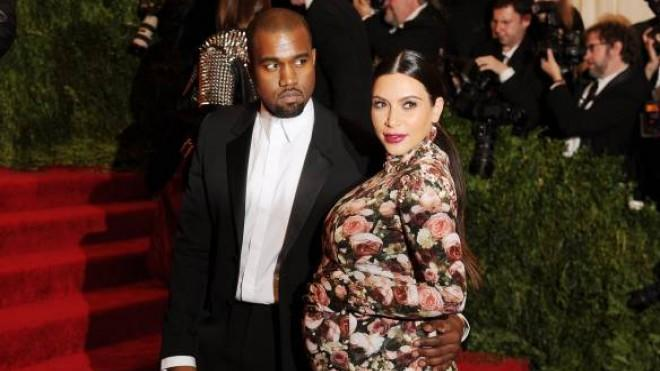 Kanye says he only has eyes for Kim.
