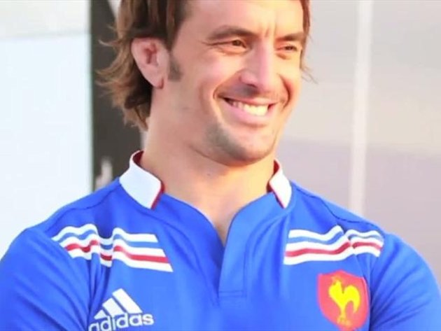 New French rugby jerseys unveiled