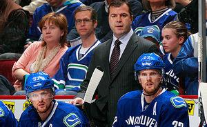 Alain Vigneault fired for GM Mike Gillis' mistakes
