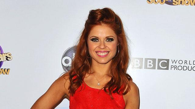 'DWTS'' Anna Trebunskaya Pregnant with First Child