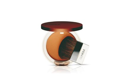 THE BEST NO. 15: CLINIQUE TRUE BRONZE PRESSED POWDER BRONZER, $25