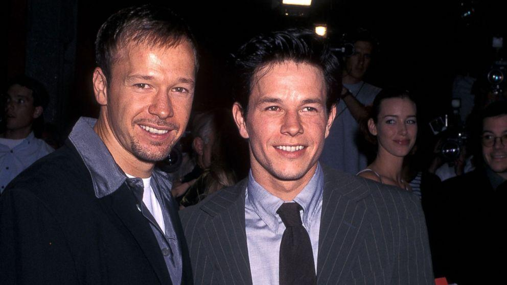 Donnie Wahlberg and Jenny McCarthy on Their Relationship With Mark Wahlberg