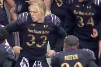 Northwestern is 5-0 and the best dancing team in the nation