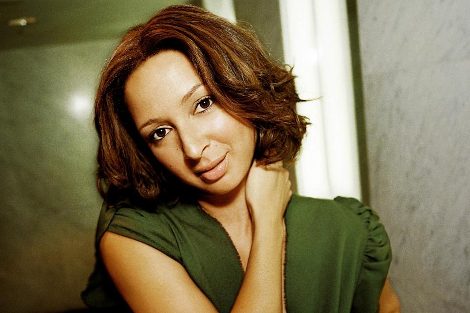 Maya Rudolph performs in Saturday Night Live on NBC.