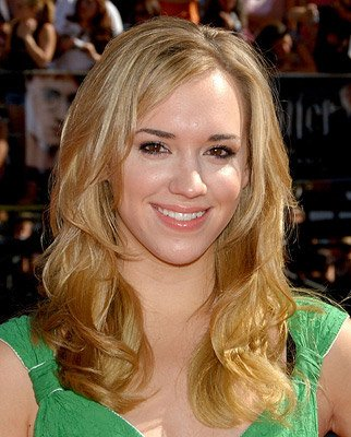 Andrea Bowen at the Hollywood premiere of Warner Brothers' Harry Potter and the Order of the Phoenix