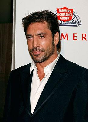 Javier Bardem at the Los Angeles AFI Fest screening of New Line Cinema's Love in the Time of Cholera