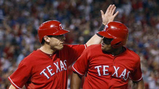 Beltre homers for Texas in 4-2 win over Astros