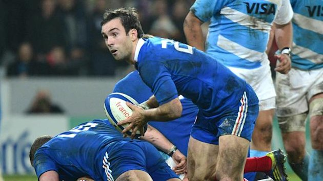 Morgan Parra - france argentine - 17 novembre 2012