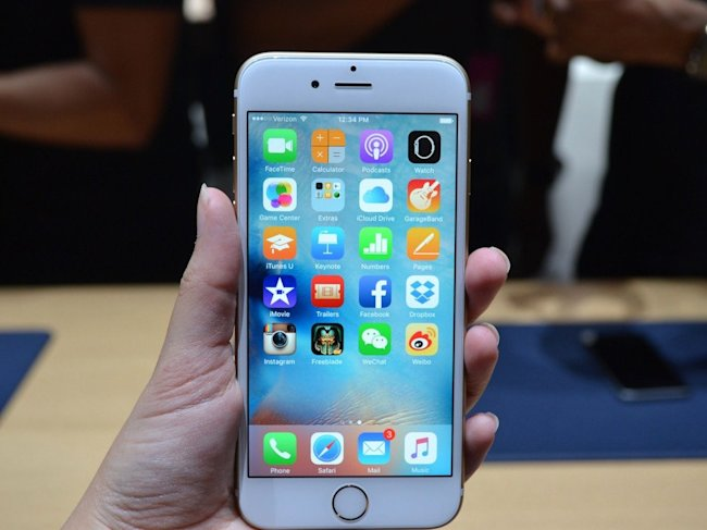 iphone 6S apps