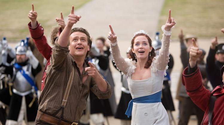 Gullivers Travel 20th Century Fox 2010 Jason Segel Emily Blunt