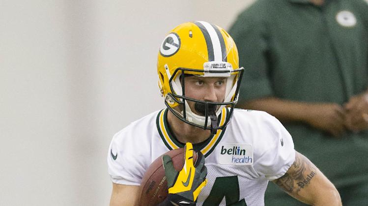 Abbrederis starts catching on in Packers WR corps