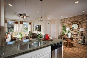 The Plan One at Mirabella by William Lyon Homes Makes Getting Started the Best Part