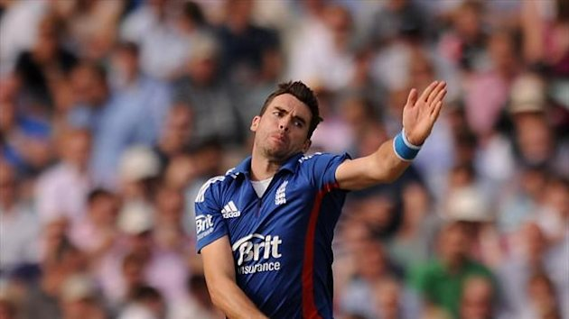 James Anderson has become England's leading wicket taker