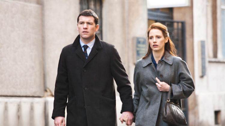The Debt Focus Features 2011 Sam Worthington Jessica Chastain
