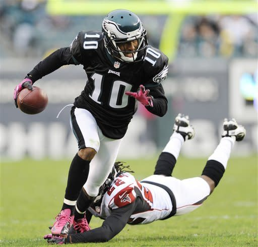 Ryan leads unbeaten Falcons over Eagles 30-17