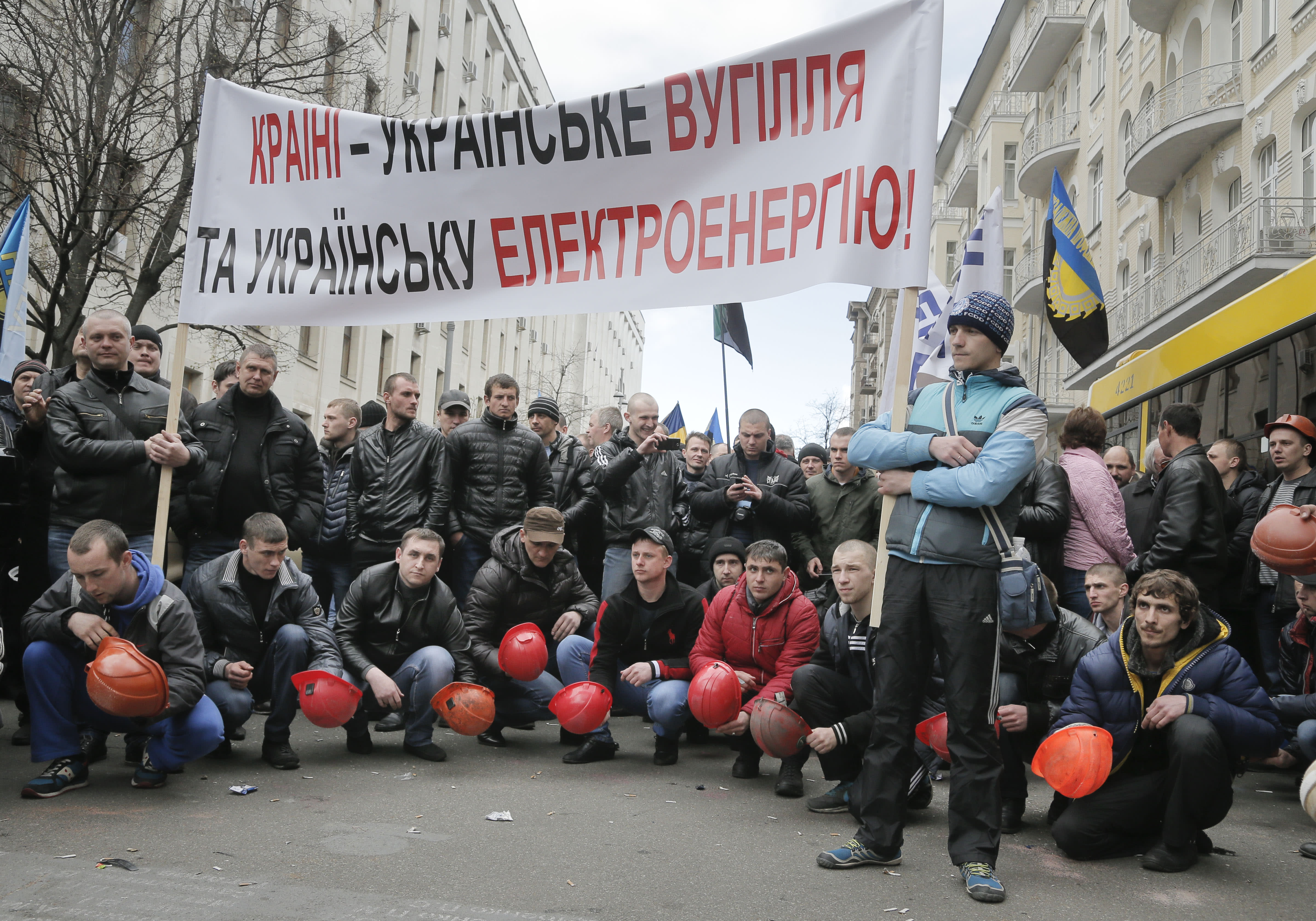 Leading Ukraine politician says billionaire inciting unrest
