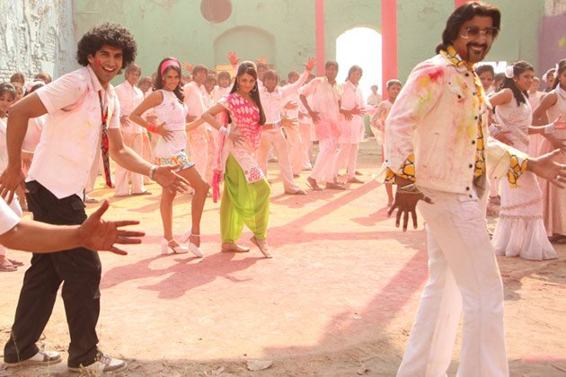 Holi in Bollywood
