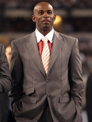NFL Hall of Famer and coach of Prime Prep Academy Deion Sanders — Getty