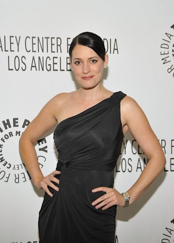 Paget Brewster attends the PaleyFest: Fall TV Preview Party of the CBS show &#39;Criminal Minds&#39; at the Paley Center For Media on September 6, 2011 in Beverly Hills -- Getty Premium