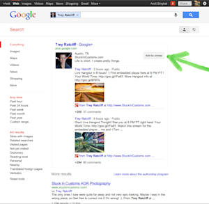 Google's New Search Engine Assumes People Use Google+
