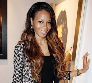 "Vanessa Simmons on Pregnancy With Boyfriend Mike Wayans: ""I Was So Nervous Telling My Dad!"""