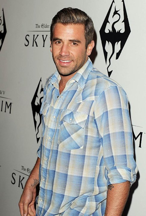 Jason Wahler Elder ScrollsV Skyrim Launch Party