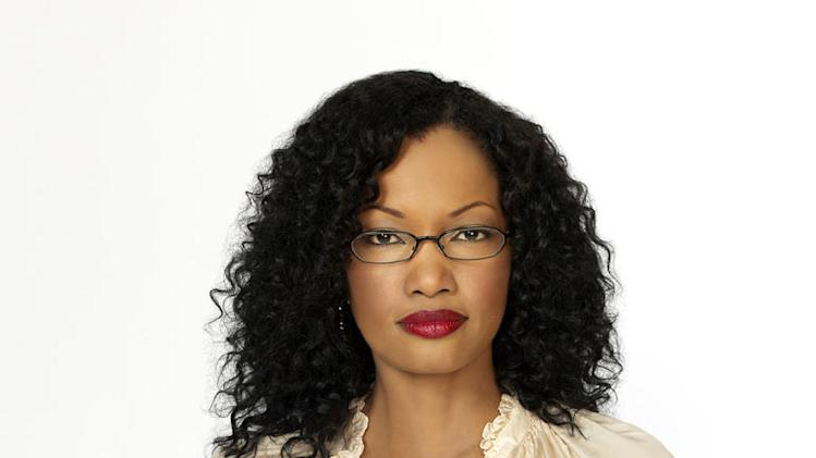 "Garcelle Beauvais stars as Hanna Linden in ""Franklin & Bash."""