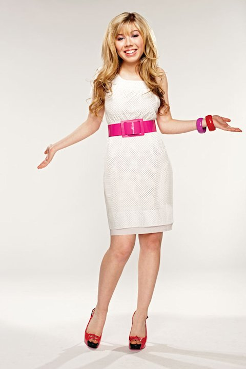 "Jennette McCurdy stars as Sam in ""iCarly."""