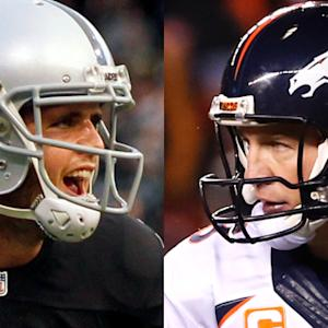 Raiders at Broncos Preview