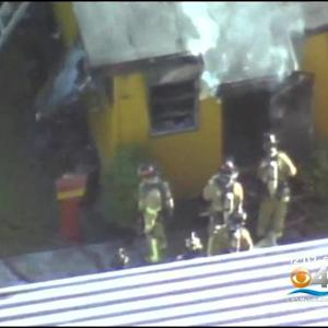 Elderly Woman Dies In Opa Locka House Fire