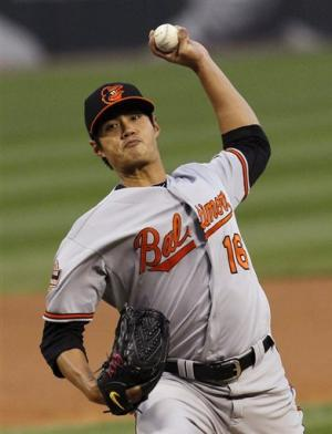 Chen helps Orioles top White Sox 3-2
