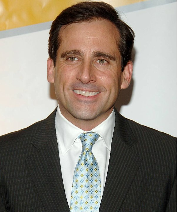 Steve Carell at the NBC Primetime Preview 2006-2007.