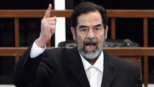 Mossad Tried to Kill Saddam With Exploding Book: Report (ABC News)