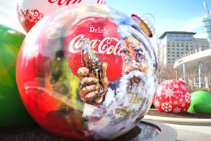 Holiday Happiness Bubbles Over at the World of Coca-Cola This Season