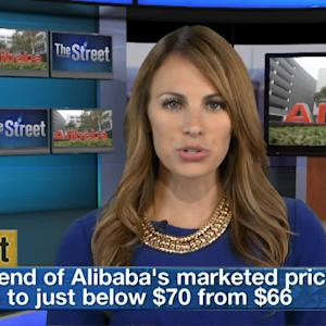 Alibaba Could Raise High End of IPO Price to $70 and Still Climb
