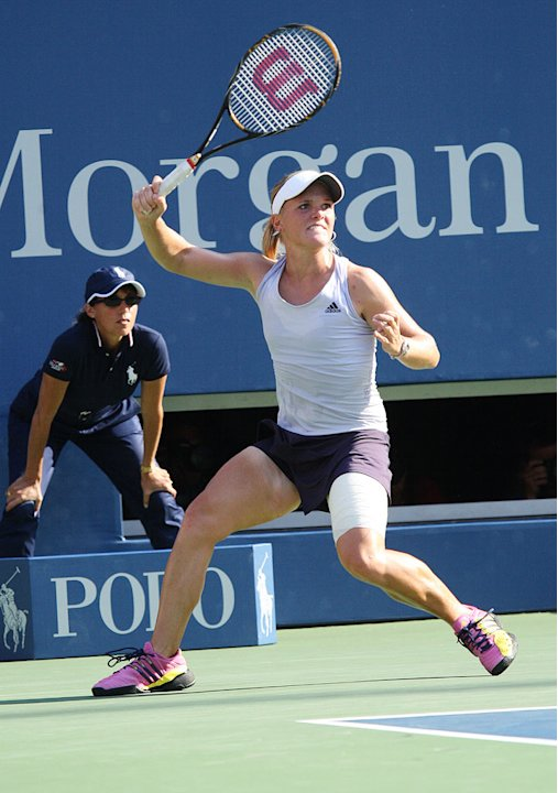 Oudin Melanie US Open Win