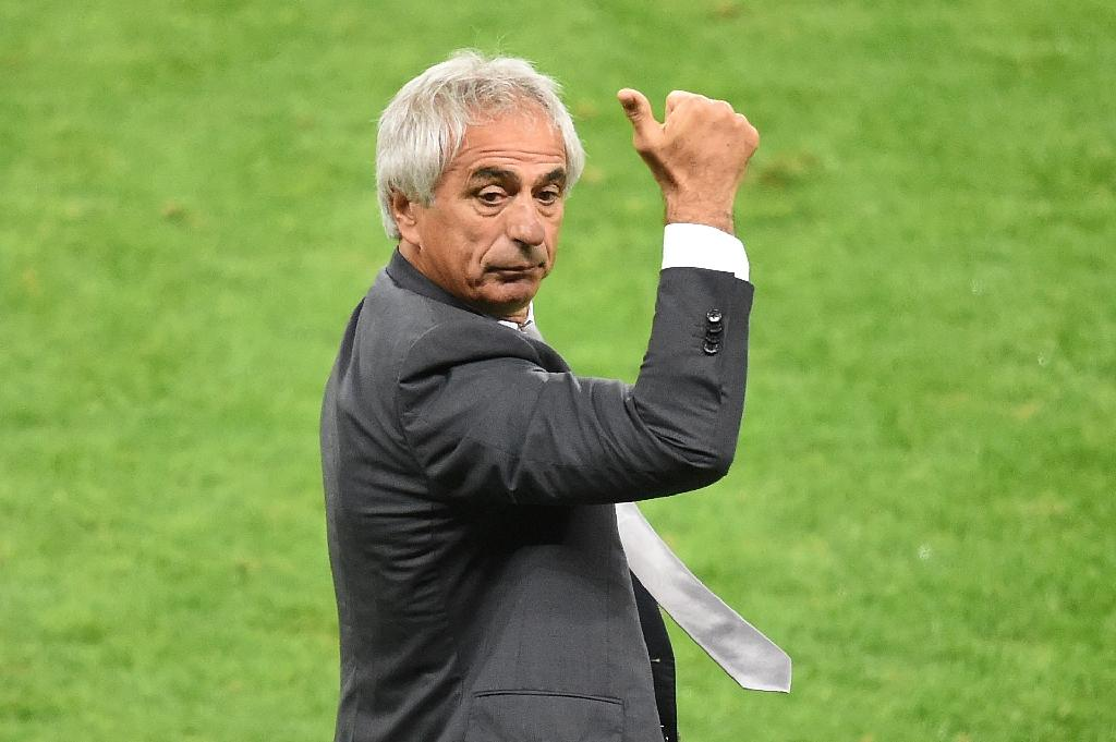Bosnian Halilhodzic set for Japan job: reports