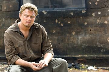 Leonardo DiCaprio in Warner Bros. Blood Diamond