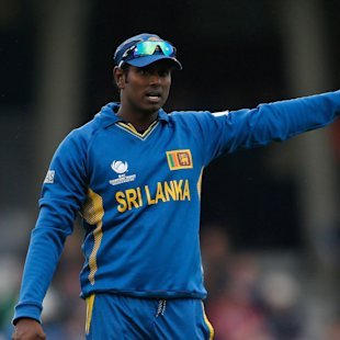 Angelo Mathews has plans for India