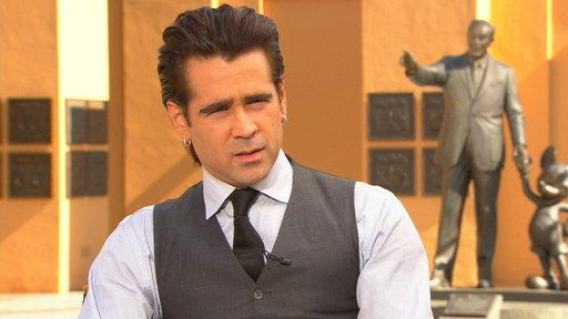 Colin Farrell Had 'Saving Mr. Banks' Cast Over to Home to Watch 'Mary Poppins'
