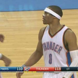 Westbrook to Augustin