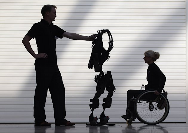 The Launch Of Bionic Exoskeleton Ekso