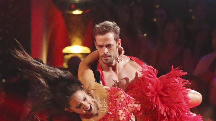 Cheryl Burke and William Levy (5/21/12)