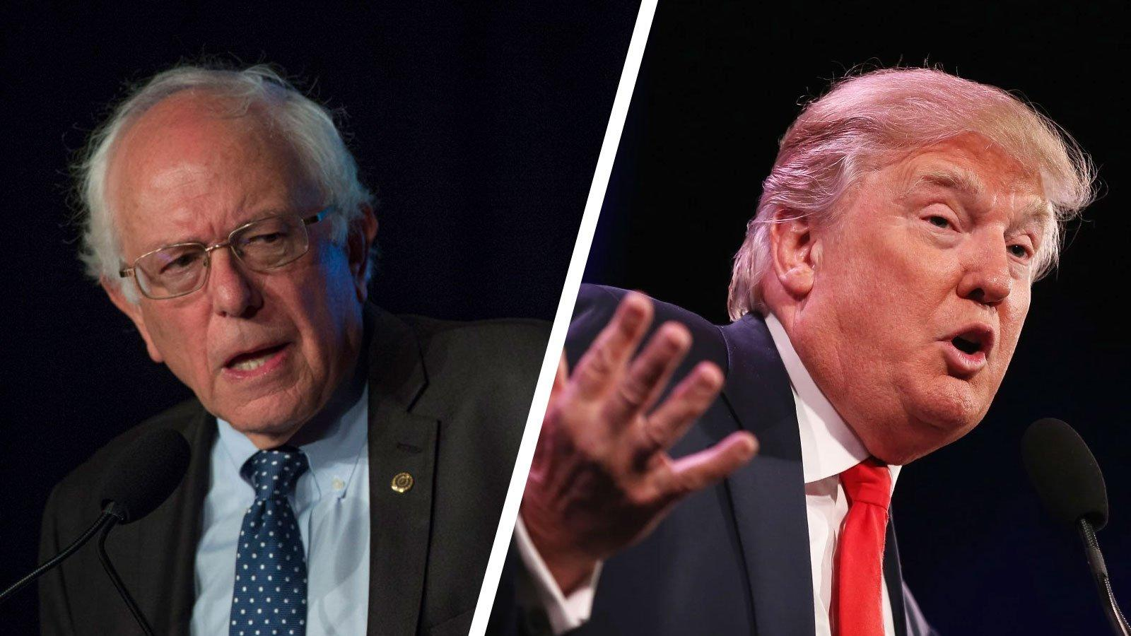 Are Trump and Sanders Really Going to Debate?