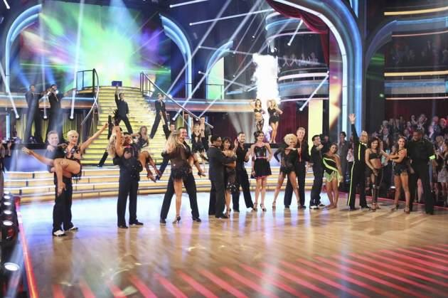 The cast of 'Dancing,' April 15, 2013 -- ABC