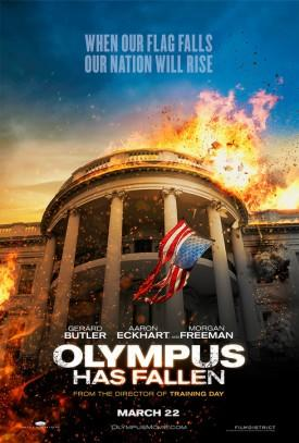 AFM: Gerard Butler, Aaron Eckhart, Morgan Freeman Back For 'Olympus' Sequel 'London Has Fallen'